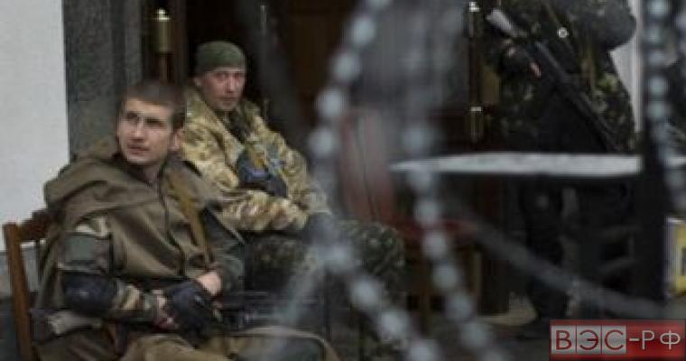 В Донецке раздаются взрывы