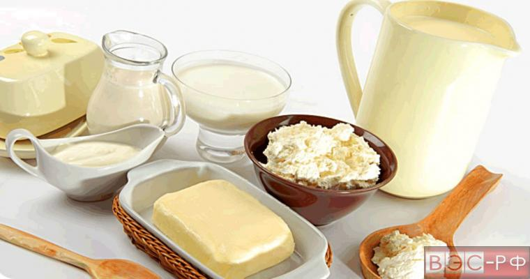 Молочная продукция из Украины будет запрещена в России