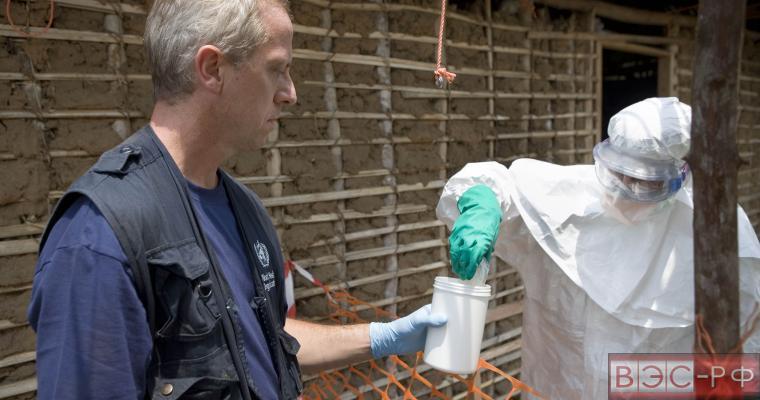 Американский врач заразился смертельной лихорадкой Эбола от пациента