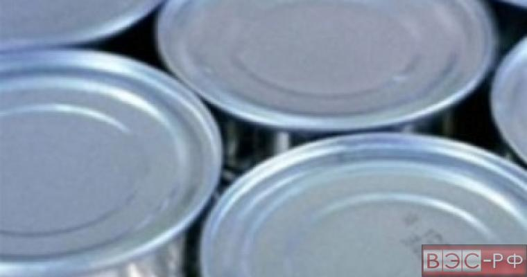 консервы, импорт, Украина, Россия, запрет
