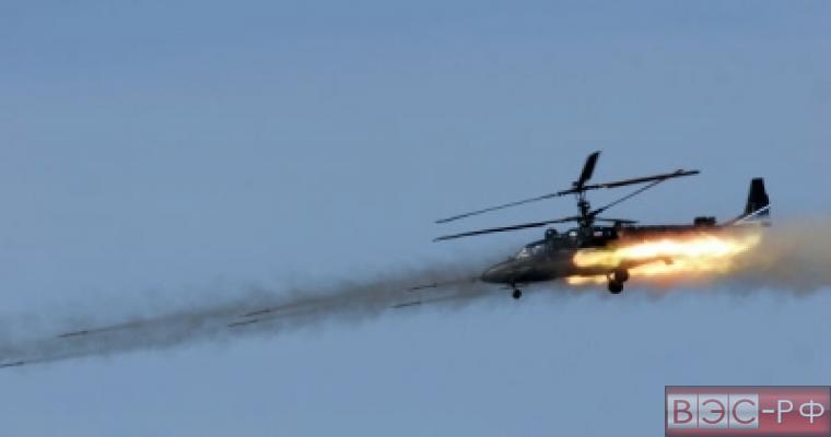 Ка-52, Аллигатор, боевой армейский вертолет, Россия