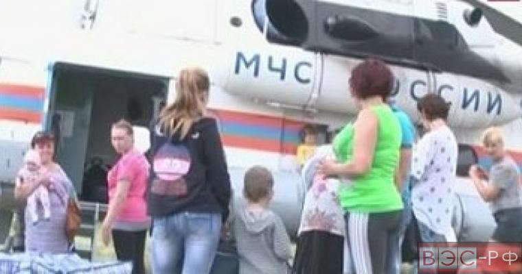 Путин обещает помочь в оказании содействия с целью вывоза больных детей из Украины
