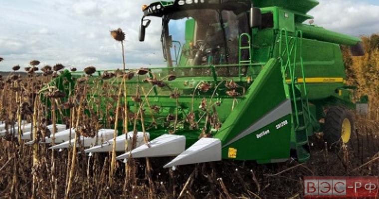 Россельхознадзор может запретить ввоз из Украины бобов, кукурузы, шрота и подсолнечника