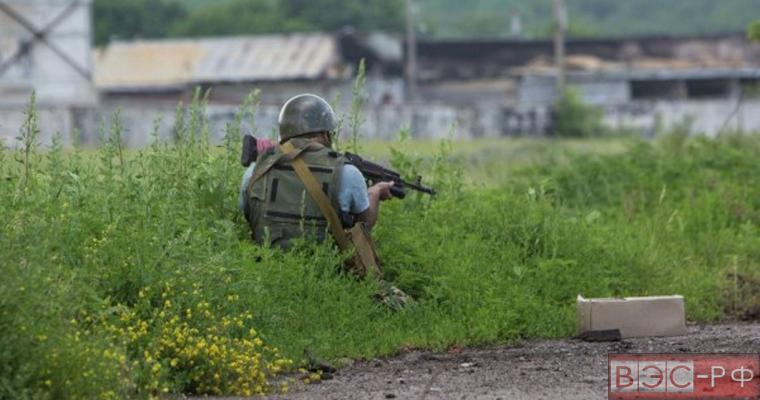 Нацгвардия обстреляла машины жителей Луганска в гуманитарном коридоре