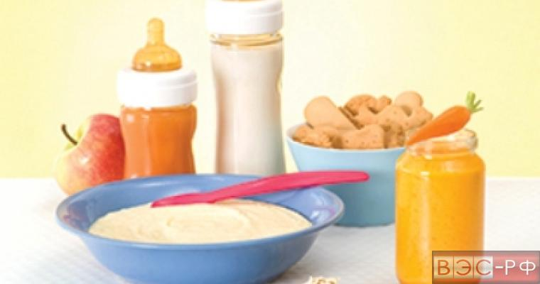 Роспотребнадзор запретит ввоз в РФ из Украины соков и детского питания