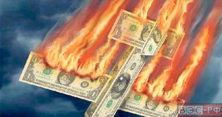 санкции США и ЕС приводят к отказу российских компаний от американского доллара