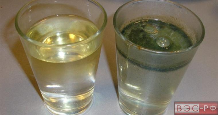 вода с токсинами в США