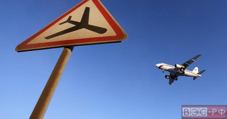 Россия может запретить авиакомпаниям Европы транзитные полеты