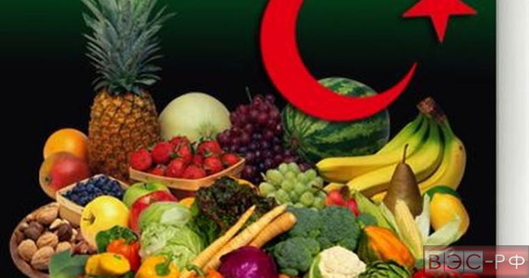 Россия вместо своих фруктов и овощей планирует завозить турецкие