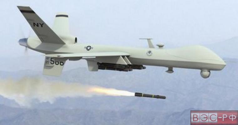 Американские беспилотники нанесли два удара по позициям исламистов в Ираке