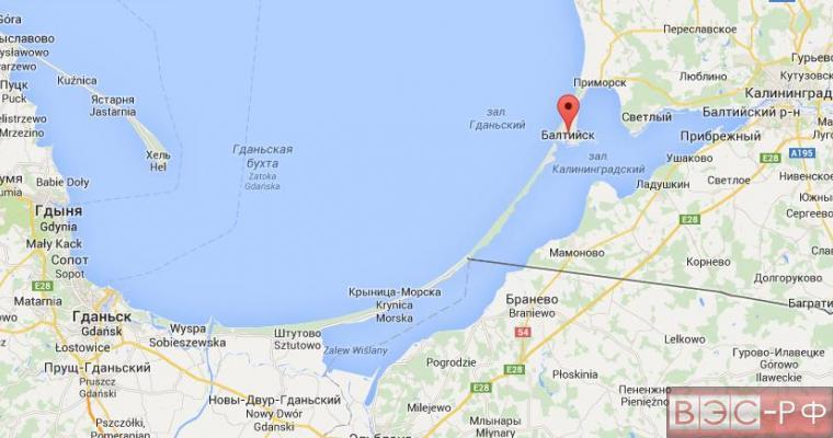 орской канал откроет Польше прямой выход в море, в обход российского побережья
