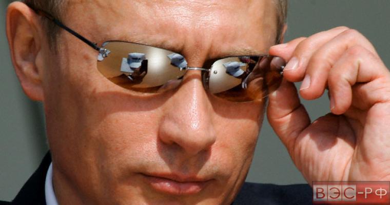 Электоральный рейтинг Путина - 82%