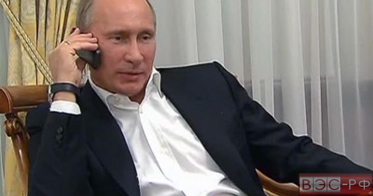 Путин обсудил Баррозу вопросы отношений России и Евросоюза