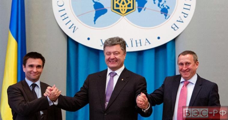 Украина перечислила условия прекращения огня