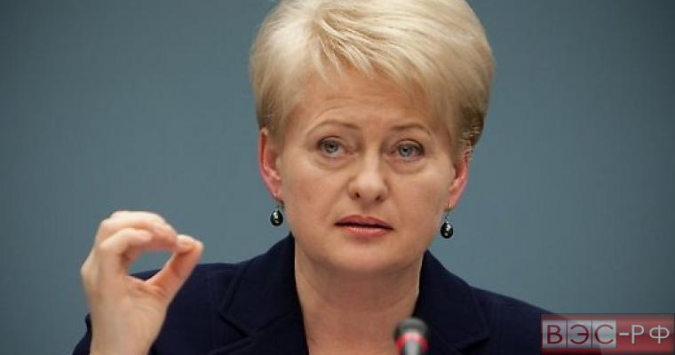 Министр энергетики Литвы уволен по приказу президента