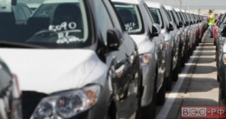 РФ может запретить импорт иномарок дешевле 800 тыс рублей