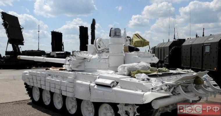 белый танк