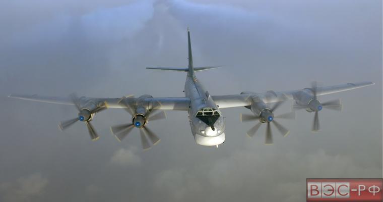 Бомбардировщик Ту-95