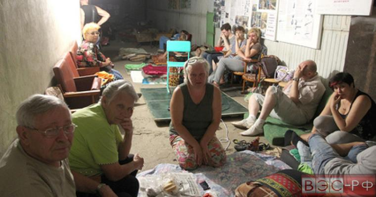 Власти ДНР призывают жителей не принимать помощь от Киева