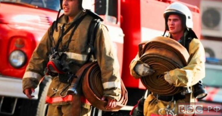 пожар на военном складе Перми