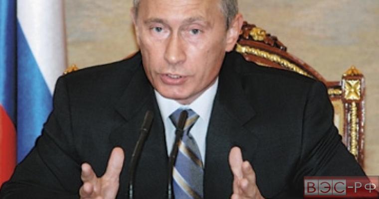 Путин призвал ополченцев отпустить украинских военных через гуманитарный коридор