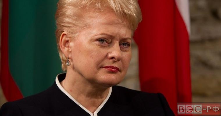 Литва призывает оказать Украине военную помощь