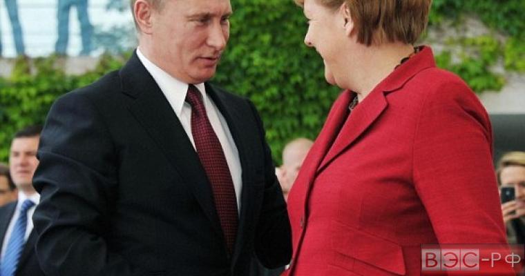 Меркель против поставки оружия для Киева