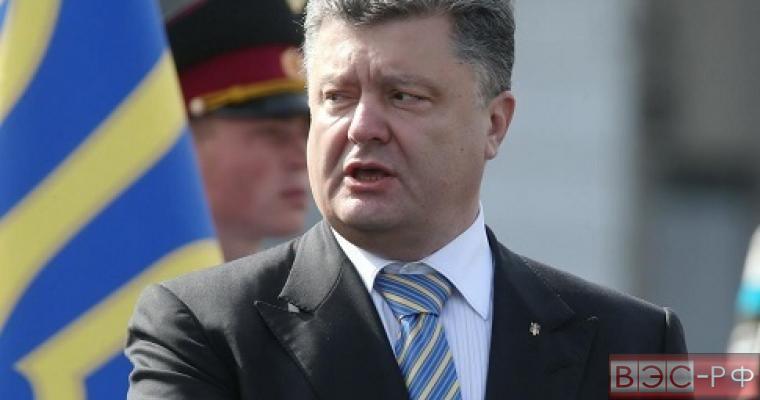 Порошенко готов представить свой план мирного урегулирования украинского конфликта