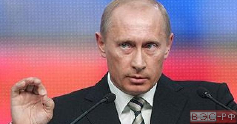 Путин решил ввести налог с продаж