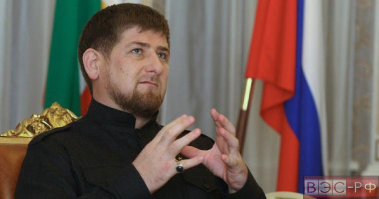 Рамзан Кадыров доволен съемками в фильме