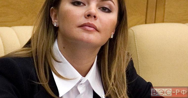 Кабаева уходит из Госдумы