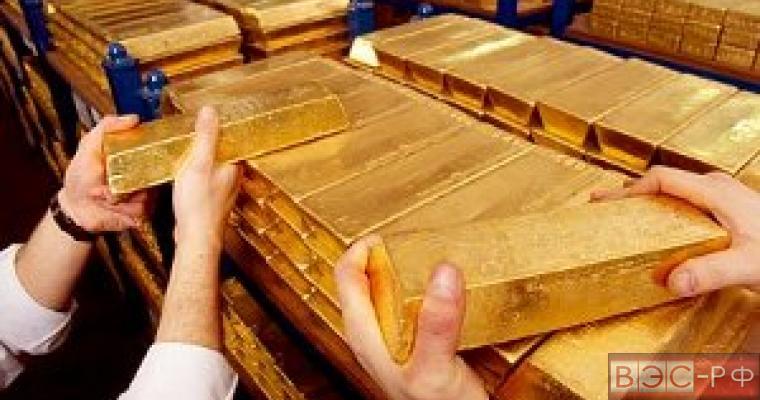 международные золотовалютные резервы России продолжают уменьшаться