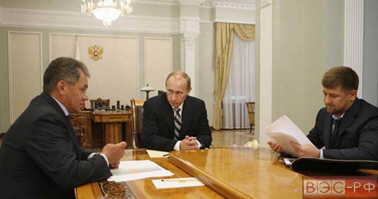 Чеченцы будут служить в российской армии