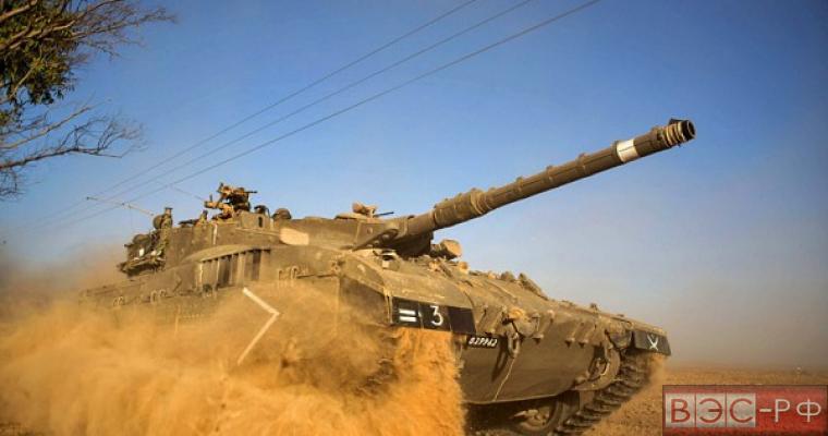 Израиль и Палестина сектор Газа