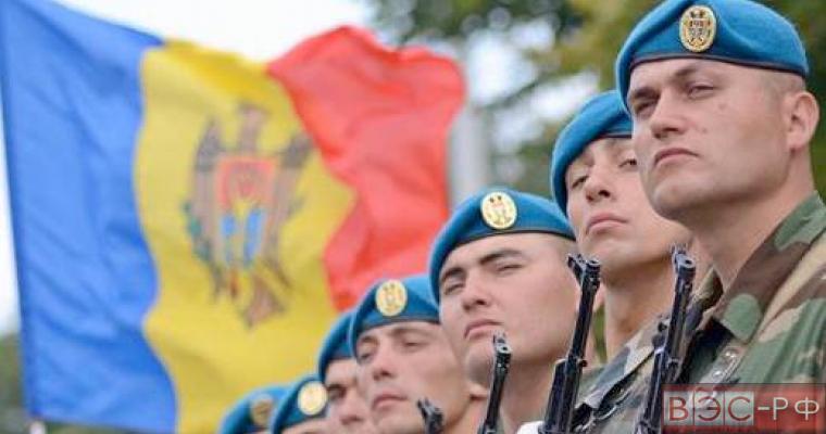 Акция протеста против учений с НАТО прошла в Кишиневе