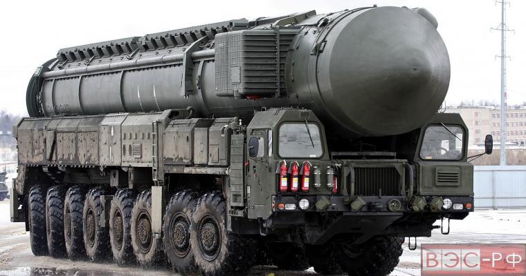 Развитие вооружения стратегических ядерных сил России идет опережающими темпами