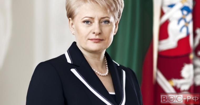 Литва против изменения границ