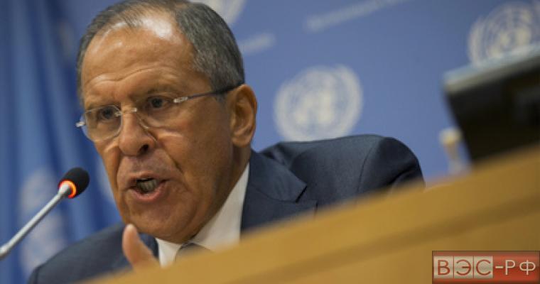 """Лавров назвал условия США для отмены санкций """"несерьезным подходом"""""""
