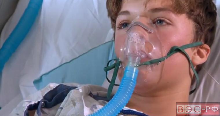 больной  энтеровирусом-68, Children Hospitalized Over Enterovirus EV-D68