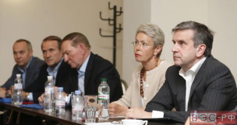 Контактная группа Украина, Россия, ОБСЕ