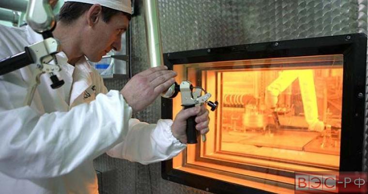 испытания ядерного топлива