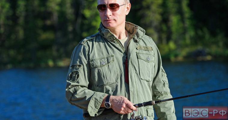 Свой день рождения Путин отметит таежных лесах Сибири