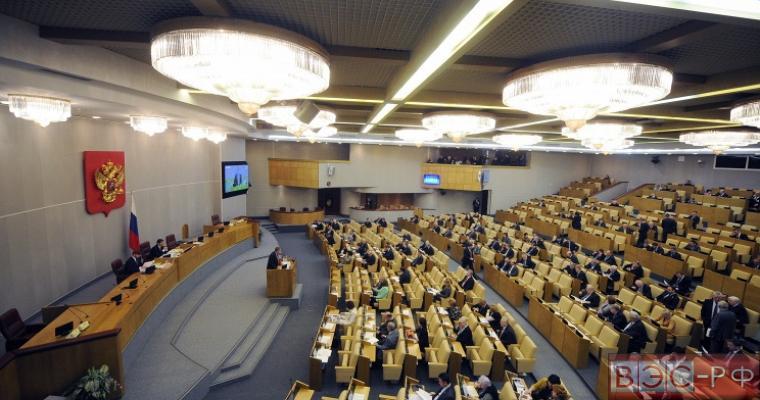 Противоречивый закон о компенсациях пострадавшим от потерь санкций Евросоюза прошел первое чтение в Думе