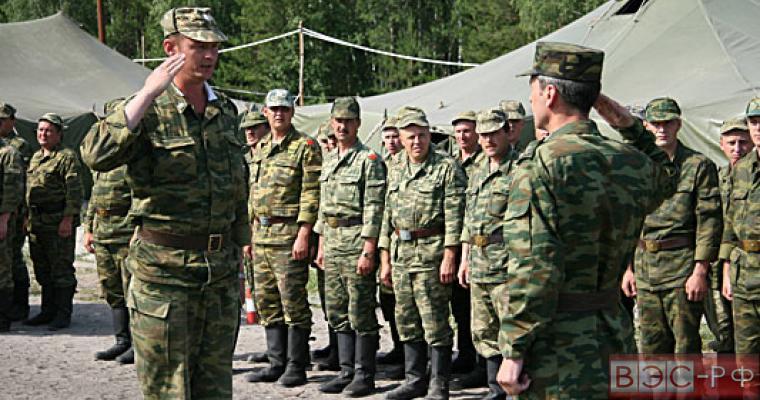 Минобороны планирует создать резервную армию из добровольцев