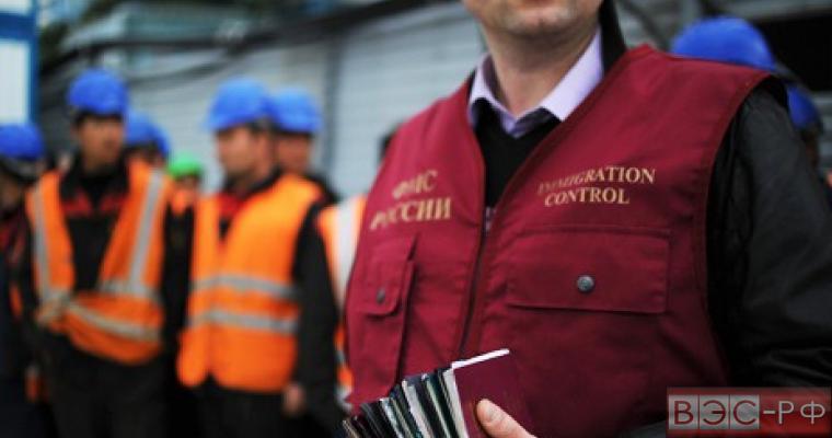 В Москве проведен рейд по задержанию нелегалов
