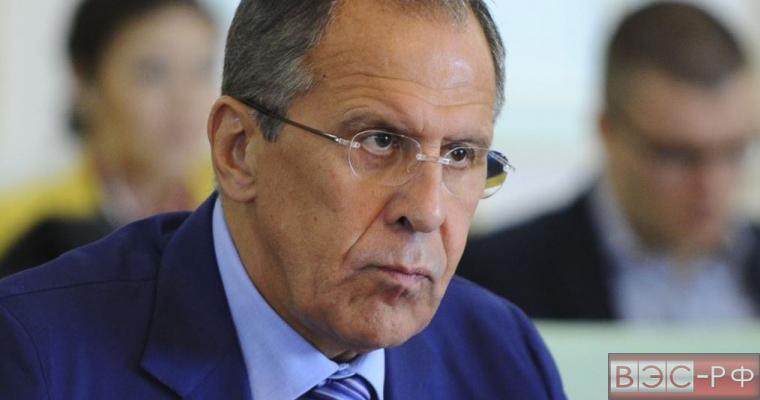 Лавров: цель санкций Запада – изменить Россию