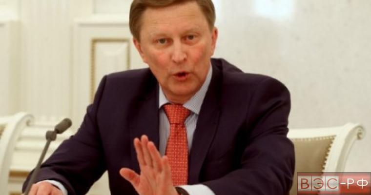 Иванов: настоящие санкции может ввести только Совет Безопасности ООН, все остальное - попытки оказать давление