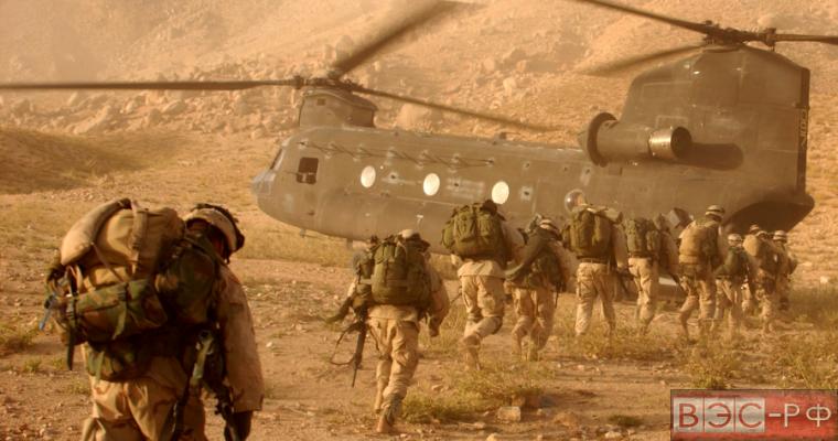 Военная операция США и Великобритании в Афганистане завершилась