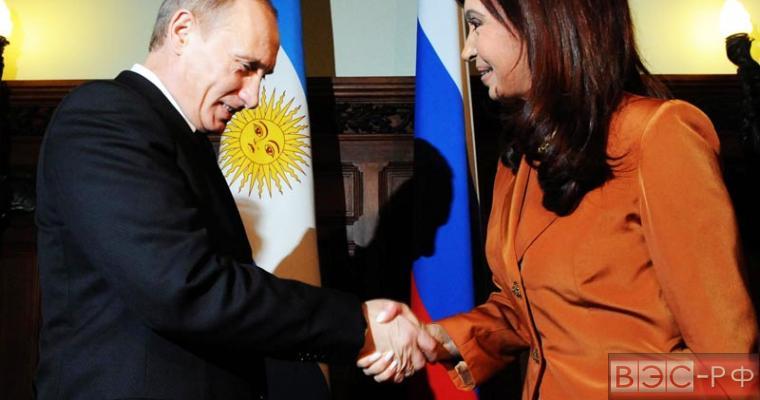 Аргентина дала согласие на размещение российских военных баз на своей территории