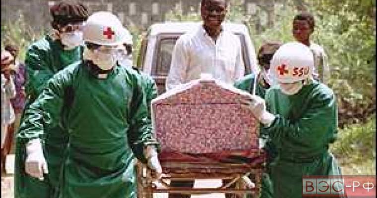Вирус Эбола унес жизни 4,5 тысяч человек